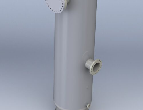 Re-rate Assessment to increase the MAWP of Vertical Separator Vessels